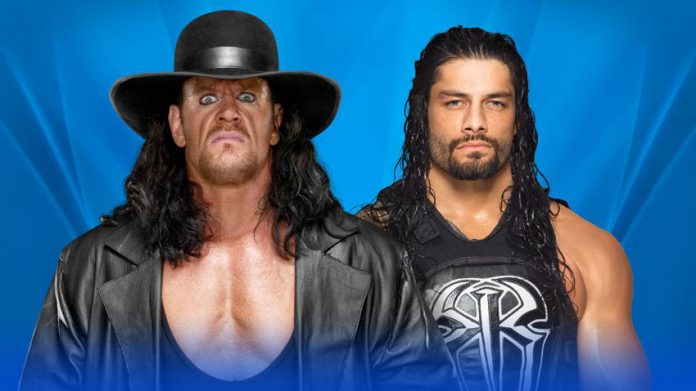 The Undertaker vs Roman Reigns Results