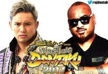 NJPW Wrestling Dontaku iPPV Results