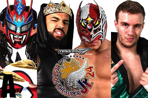 NJPW Best of the Super Juniors tournament