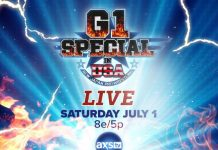 New Japan G1 Special