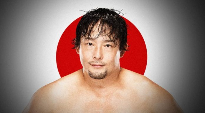 Tajiri WWE Contract Expires