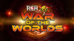 ROH War of the Worlds Results 5/12/17