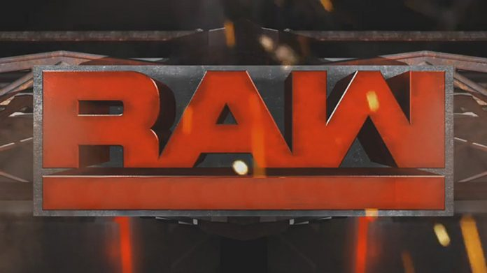 WWE RAW TV taping results