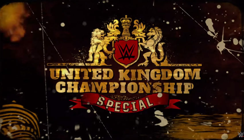 WWE United Kingdom Championship Special