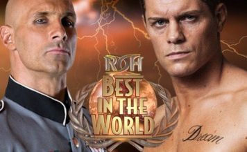 ROH Best in the World PPV