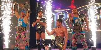 ROH Best in the World Results