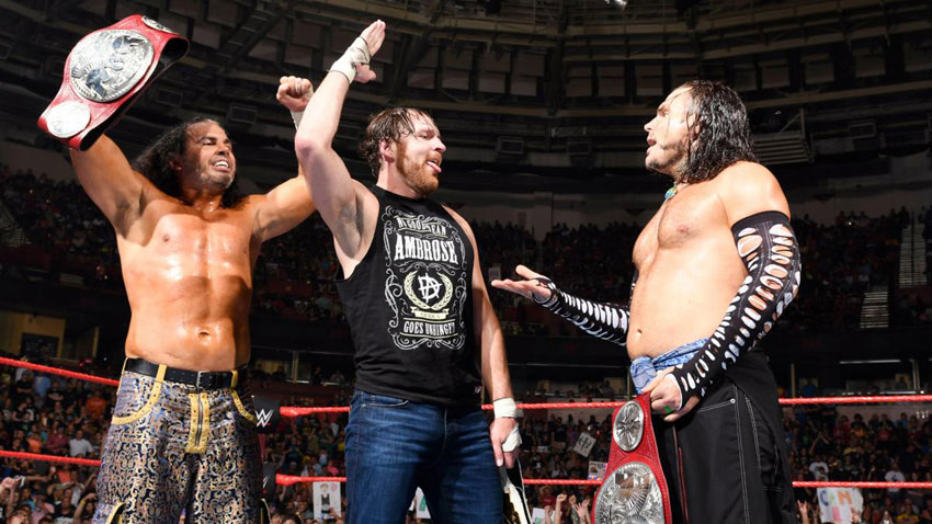 Dean ambrose surprised about being moved over to the raw brand wwe dean ambrose m4hsunfo