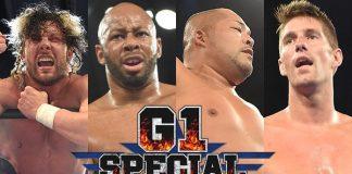 NJPW G1 Special