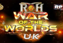 ROH War of the Worlds UK