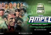 GFW Amped Anthology PPV