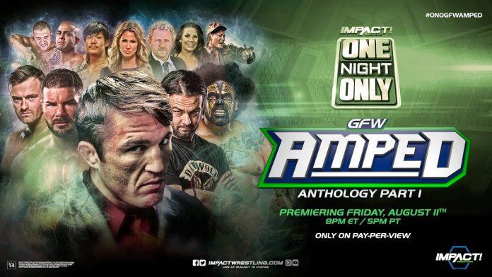 GFW Amped Anthology PPV