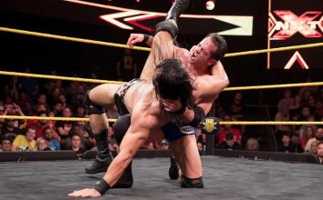 WWE NXT Results