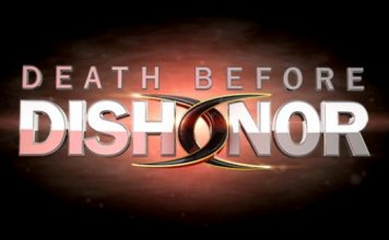 ROH Death Before Dishonor Results