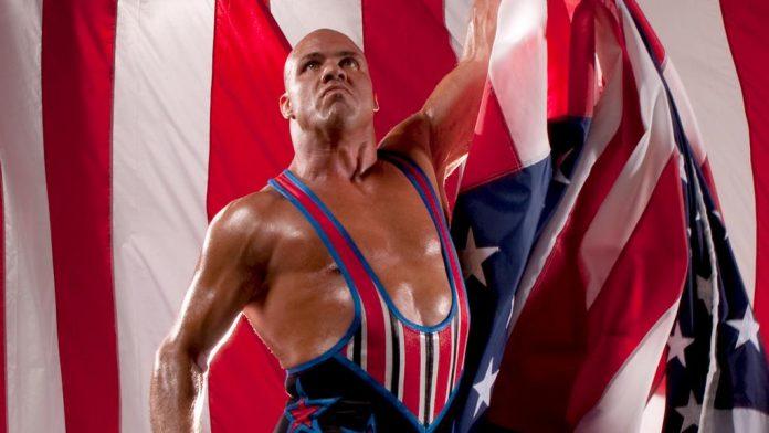 Kurt Angle replacing Roman Reigns