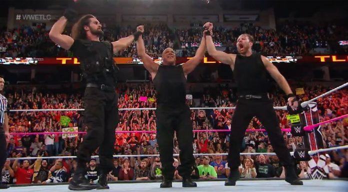 WWE TLC Results