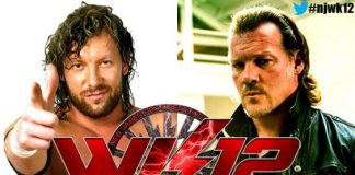 NJPW Wrestlekingdom 12