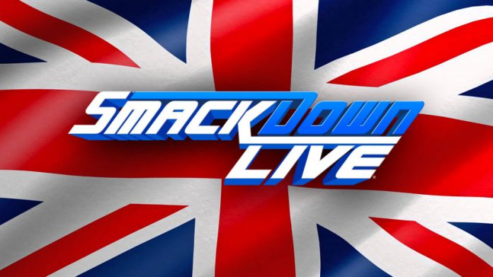Smackdown Live taping results
