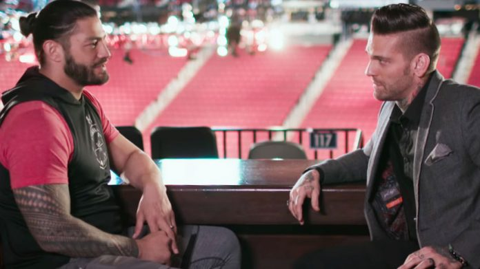 WWE Network series