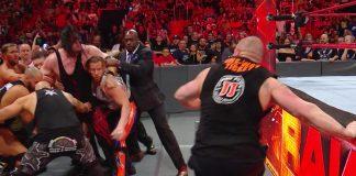 WWE RAW Results