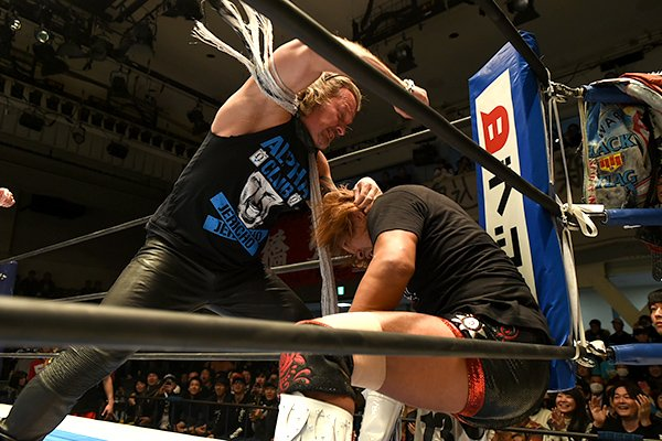 NJPW New Year's Dash Results
