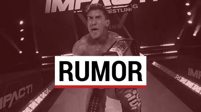 Impact Wrestling star