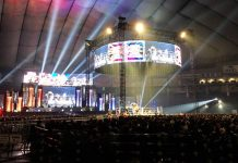 Wrestle Kingdom 12 Results