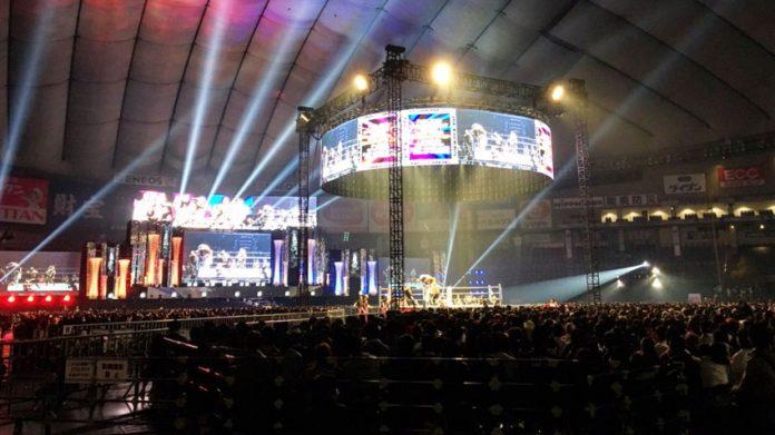Wrestle Kingdom 12 Results