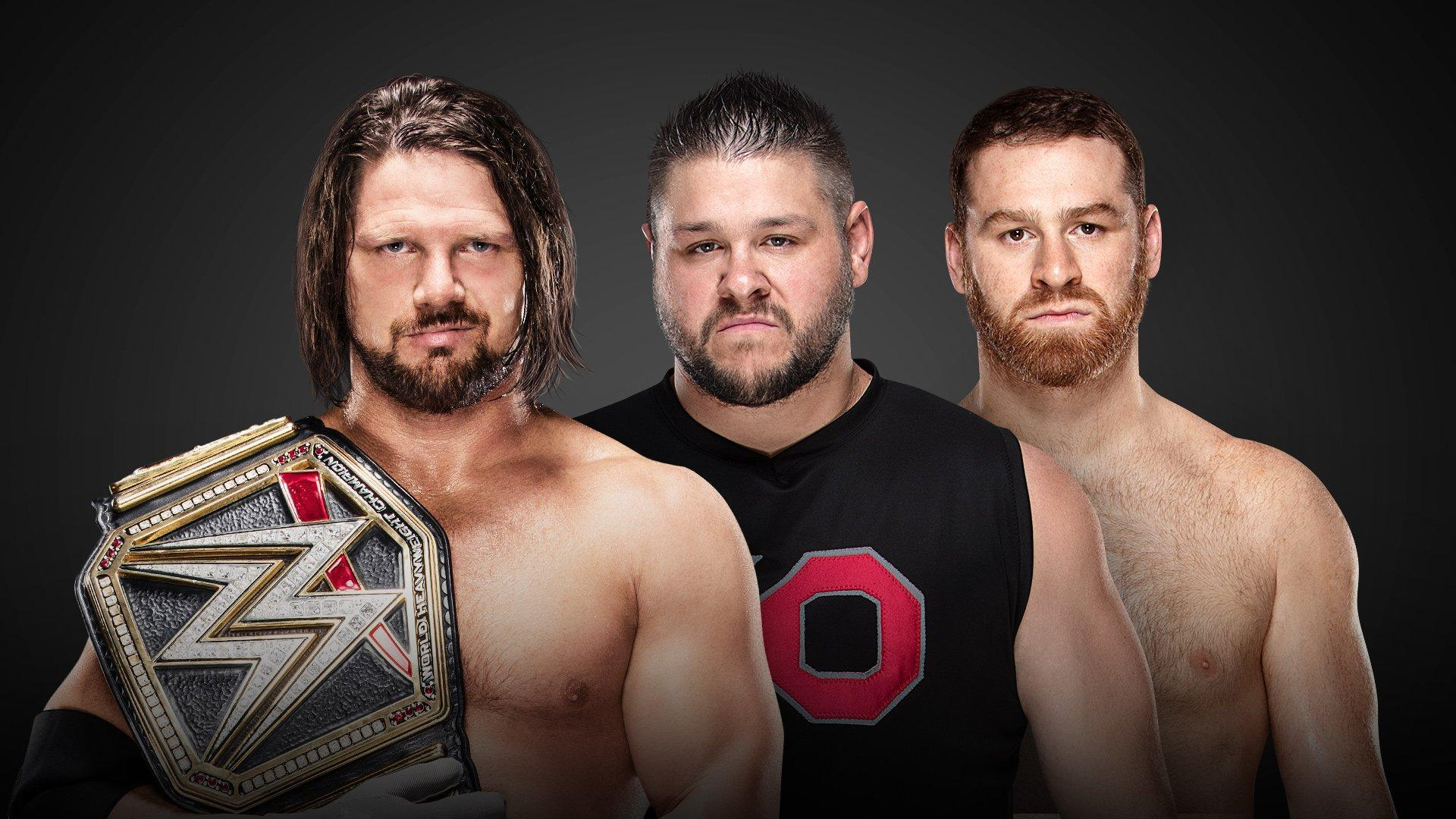Wwe Championship Match Set For Royal Rumble New Rumble
