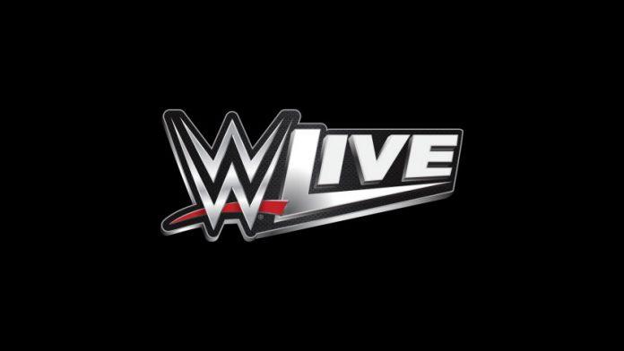 WWE schedule