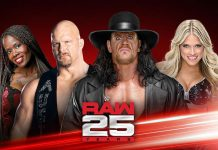 RAW 25 Preview
