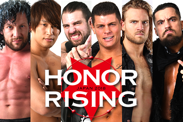 NJPW Honor Rising
