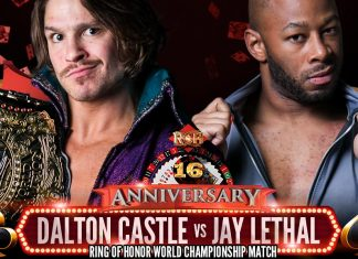 ROH 16th Anniversary PPV