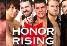Honor Rising Results