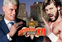 ROH Supercard of Honor