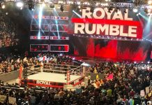 Royal Rumble Weekend
