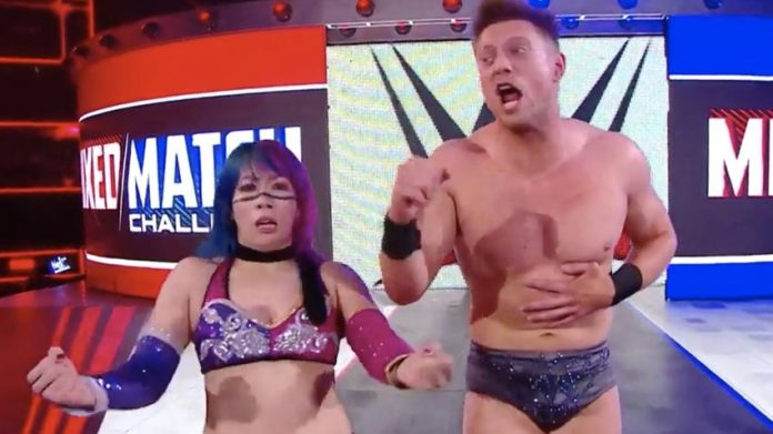 WWE Mixed Match Challenge Results