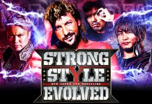 NJPW Strong Style Evolved