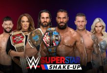 Superstar Shake-Up