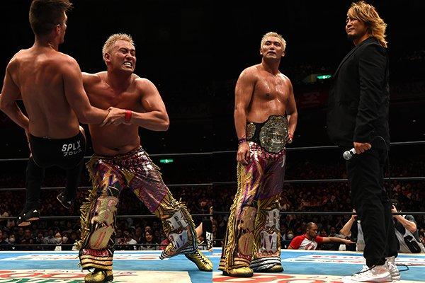 NJPW Sakuru Genesis