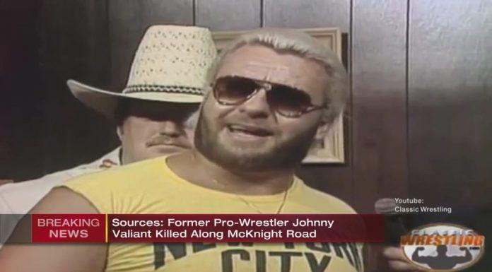 Johnny Valiant Passes away