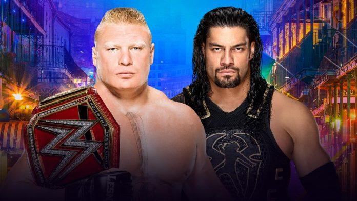 WrestleMania 34 Results