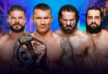 WrestleMania 34 Results