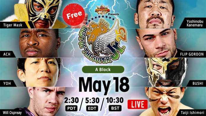 NJPW Best of the Super Juniors