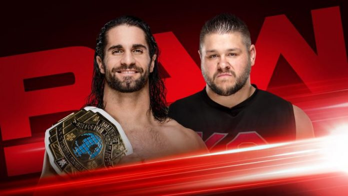 Seth Rolins and Kevin Owens