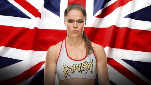 Ronda Rousey UK Debut