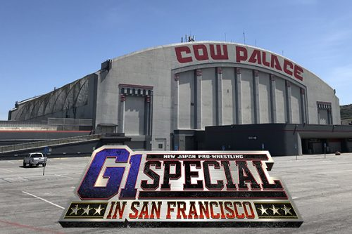 NJPW G1 Special Live July 7