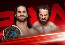 5.28 Monday Night RAW