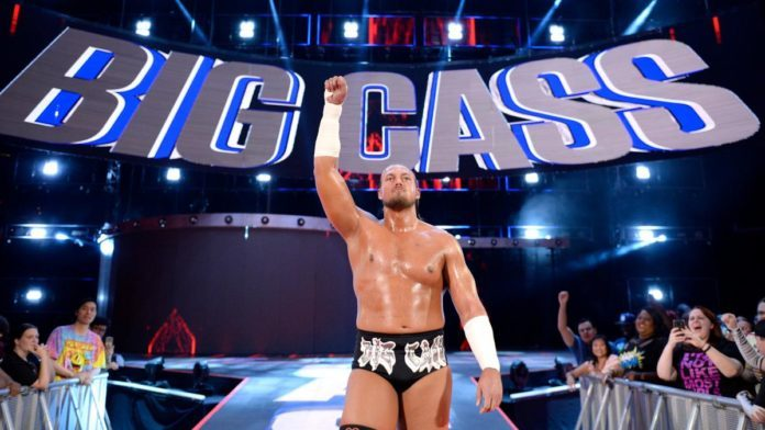 Big Cass WWE