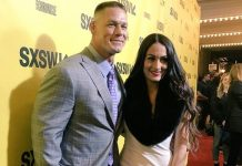 John Cena talks Nikki Bella