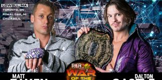 ROH War of the Worlds